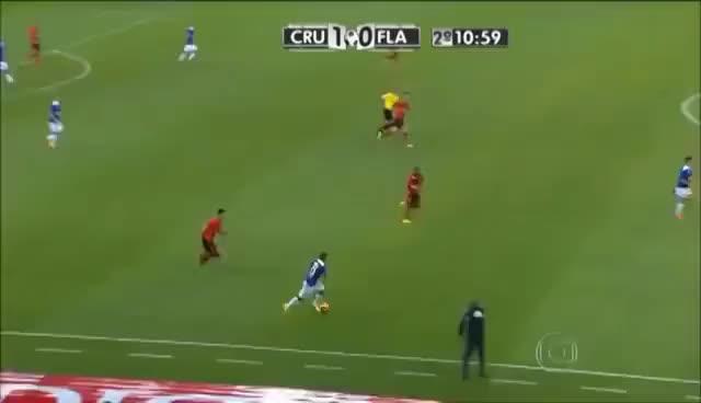 Watch Gol do Everton Ribeiro no Flamengo GIF on Gfycat. Discover more Cruzeiro, Everton, Everton Ribeiro, Flamengo, Gol, Golaço, Ribeiro GIFs on Gfycat