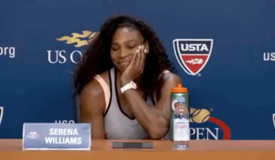 Watch and share Serena Williams GIFs on Gfycat