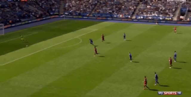 Watch and share Alisson Awful Dribble Vs Leicester 18-19 GIFs by FIFPRO Stats on Gfycat