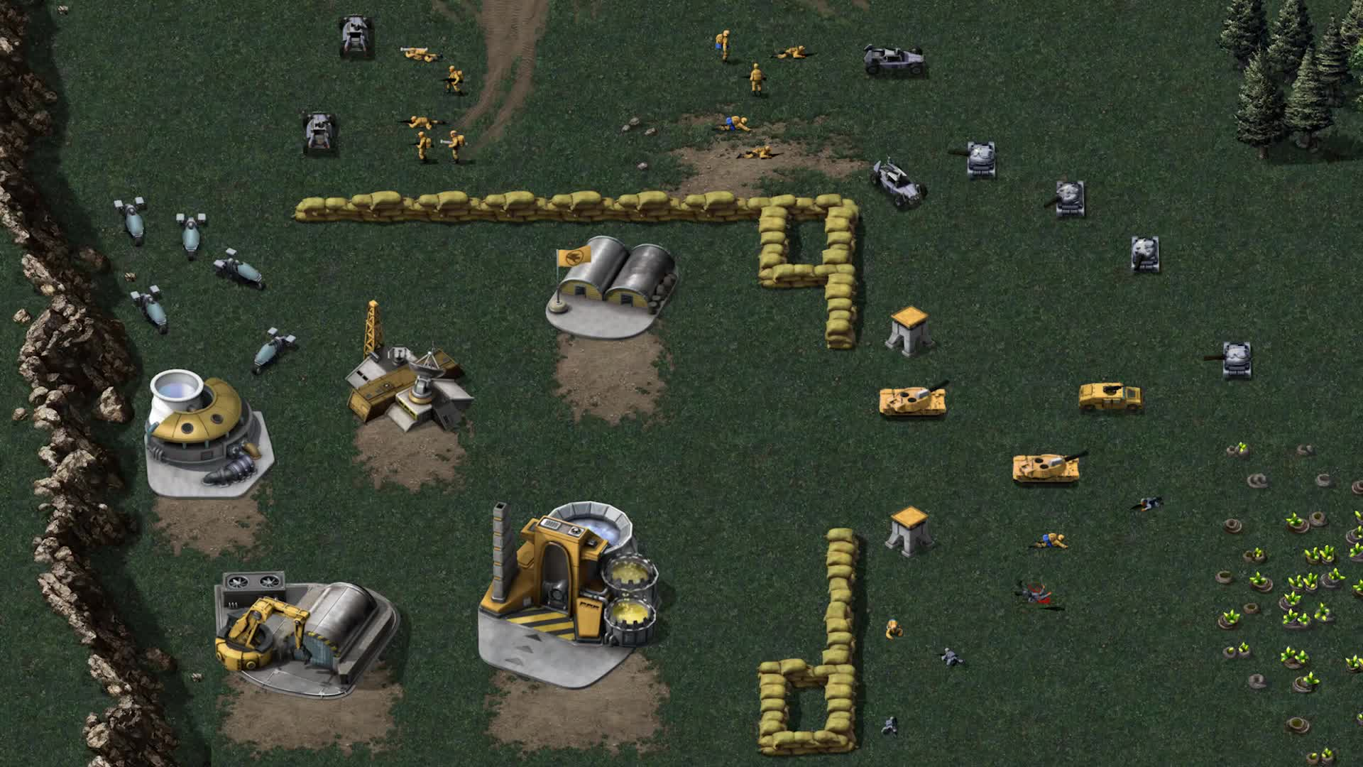 Command And Conquer Remastered GIF by Hu3Br | Gfycat