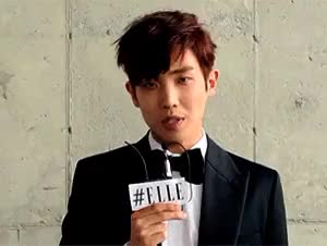 Watch and share Mblaq Lee Joon GIFs and Elle Magazine GIFs on Gfycat