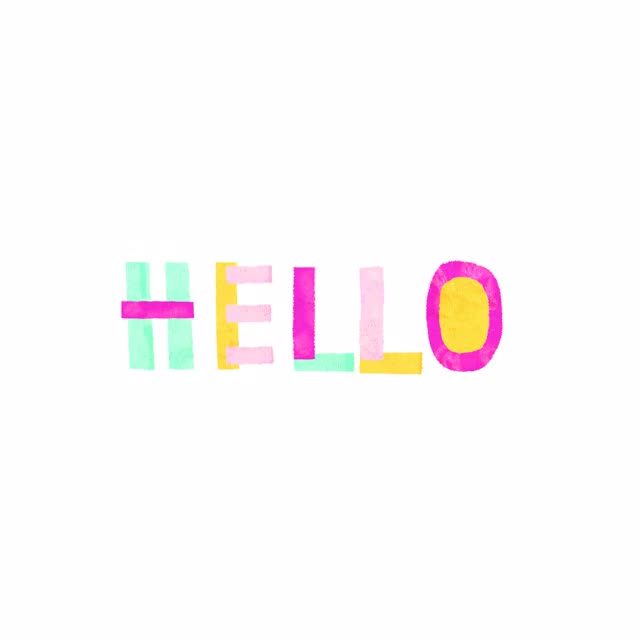 Watch this hello GIF by The GIF Smith (@sannahparker) on Gfycat. Discover more animation, hello, hi, taylorannedraws GIFs on Gfycat