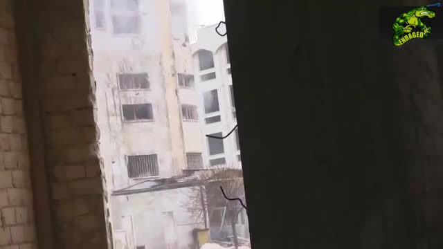 GRAPHIC* Chechen HD GoPro Syrian Combat Footage GIF | Find
