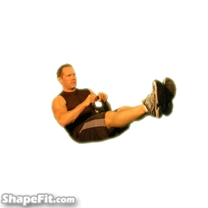 kettlebell exercises russian twist GIFs