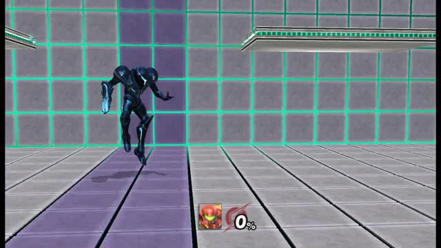 Watch and share Dark Samus Dash, Run, And Dash Attack Animation Overhauls GIFs by kingjigglypuff on Gfycat