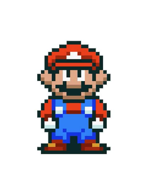 Watch and share Mario, Victoire, Jeu Video, Nintendo animated stickers on Gfycat