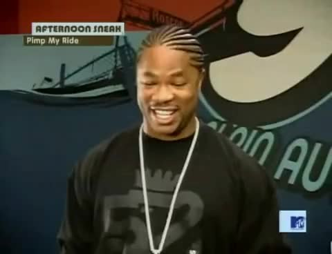 Watch and share Xzibit GIFs and Funny GIFs on Gfycat
