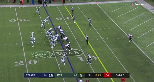 Watch and share Week 15: Wright Beat By Double Move GIFs by Matt Weston on Gfycat