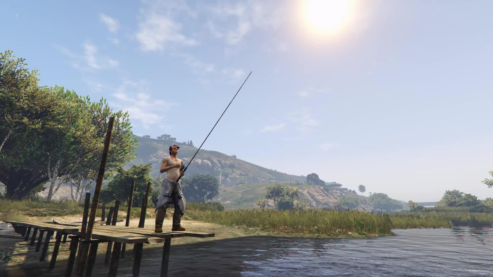 fishing, nbgaming, Fishing GIFs