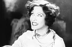 Watch and share Gloria Swanson GIFs and Silent Movies GIFs on Gfycat