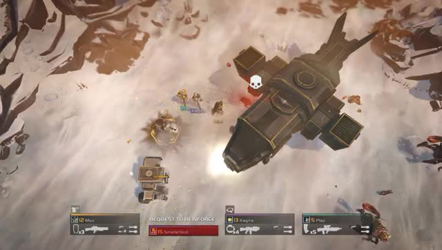 Watch Helldivers 02.09.2018 - 23.31.34.04.DVR GIF on Gfycat. Discover more related GIFs on Gfycat