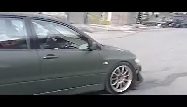 Watch and share Mitsubishi Lancer Evo Compilation [HD] GIFs on Gfycat