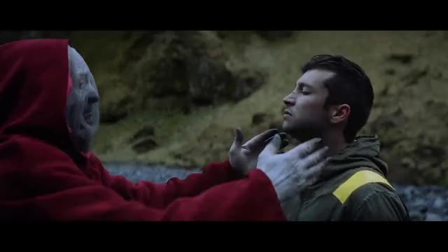 Watch this twenty one pilots GIF on Gfycat. Discover more Top, banditos, blurryface, fbr, fpe, jumpsuit, music, nico, top, trench, twenty one pilots GIFs on Gfycat