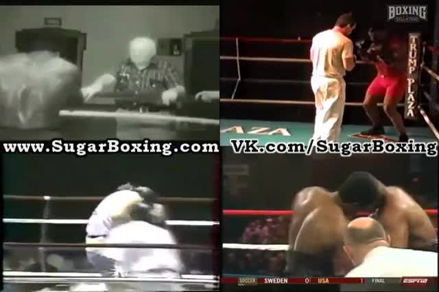 Watch Mike Tyson Combo 003b: jab - right uppercut in training & fighting GIF by @sugarboxing on Gfycat. Discover more peekaboo GIFs on Gfycat