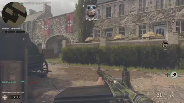 Watch Pt GIF by Gamer DVR (@xboxdvr) on Gfycat. Discover more CallofDutyWWII, G0DF47H312, xbox, xbox dvr, xbox one GIFs on Gfycat