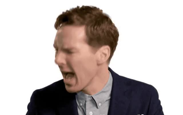 Watch this angry GIF by GIF Queen (@ioanna) on Gfycat. Discover more angry, annoyed, cumberbatch, cup, fuck, god, hot, mad, my, nebedict, no, of, off, oh, omaze, omg, perfect, pissed, seriously, tea GIFs on Gfycat