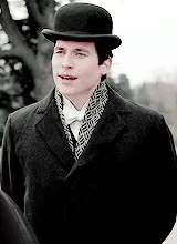 Watch and share And The Bowler Hat GIFs and Rob James Collier GIFs on Gfycat