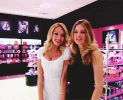 Watch and share Doutzen Kroes Gif GIFs and Victoria's Secret GIFs on Gfycat