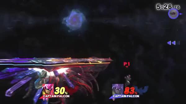 The OG's - A Fox & Captain Falcon Combo Video (Smash Bros