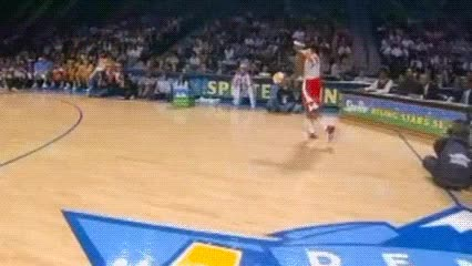 Watch and share Josh Smith — 2005 Slam Dunk Contest GIFs by Off-Hand on Gfycat