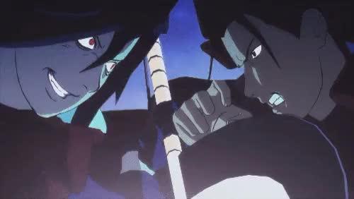 Watch and share Naruto Shippuden GIFs and Hashirama Senju GIFs on Gfycat