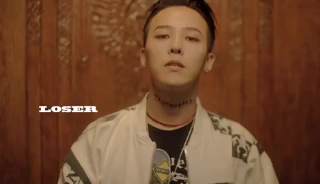 Watch BIGBANG - LOSER M/V GIF on Gfycat. Discover more related GIFs on Gfycat