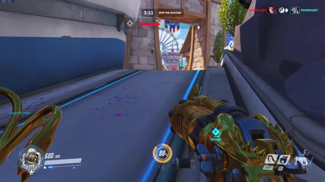 Watch and share Overwatch GIFs by 122overwatch on Gfycat