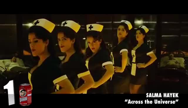 Watch and share Top 6 Sexiest Movie Nurses (HD) JoBlo.com Exclusive, Katrina Bowden GIFs on Gfycat