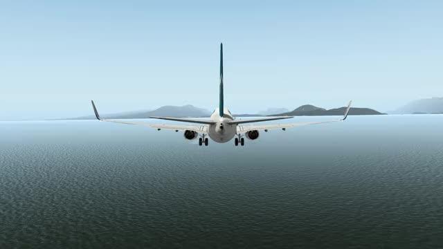 Watch and share Flightsim GIFs and Aviation GIFs on Gfycat