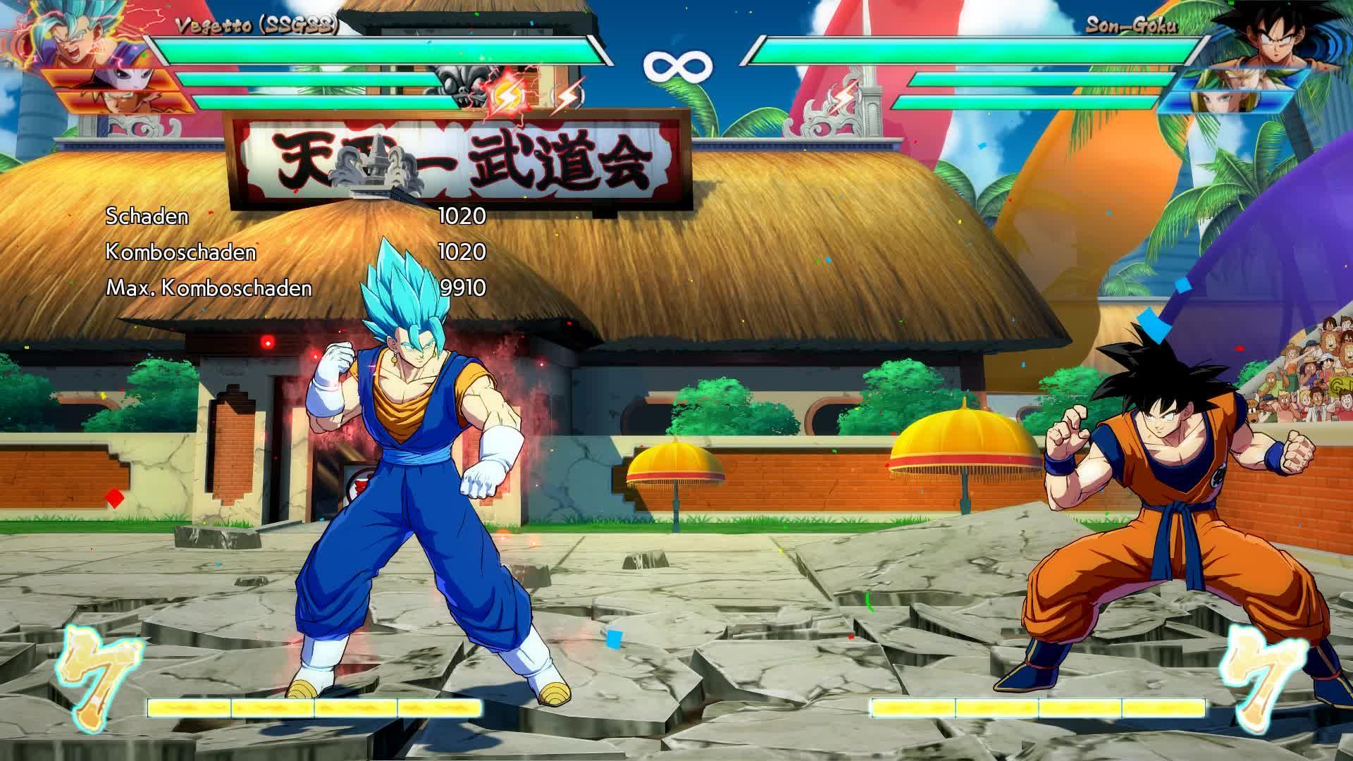 Dragon Ball FighterZ, dbfz, DRAGON BALL FighterZ 2019.04.23 - 15.32.48.02 GIFs