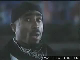 Watch and share Tupac Razor Trick GIFs on Gfycat