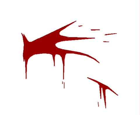 Watch and share Animated Blood Splatter Clipart - Free To Use Clip Art Resource GIFs on Gfycat