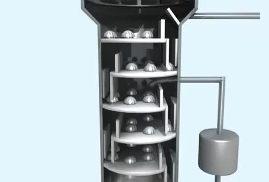 Watch and share Distillation Column GIFs on Gfycat