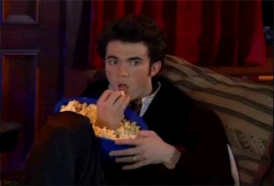 Watch and share Popcorn GIFs by Reactions on Gfycat
