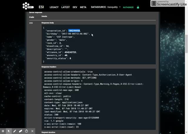 Watch and share (ESI) Getting The System Id Of A Corporation's Structure - Part 3 GIFs by ccp_zoetrope on Gfycat