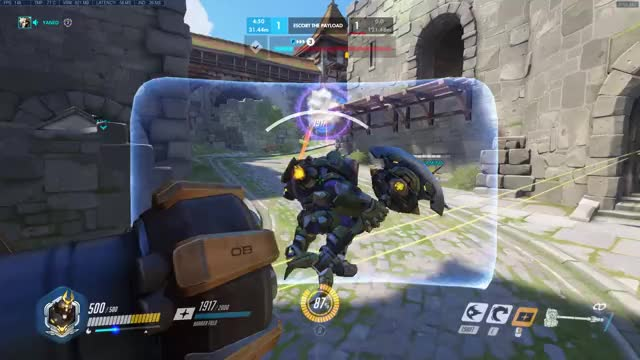 Watch and share Overwatch GIFs and Ana GIFs on Gfycat