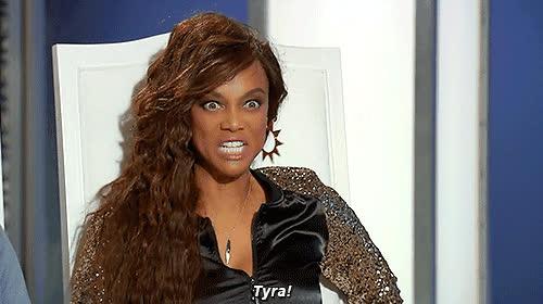 tyra banks, da bac GIFs