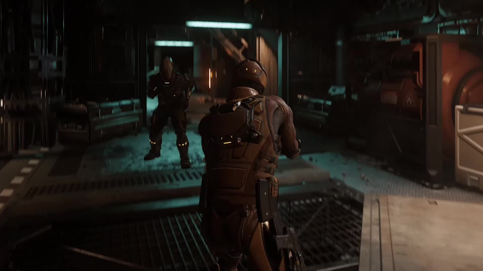 gaming_gifs, gamingpc, starcitizen, Ouch ouch ouch ouch... I'm OK! GIFs