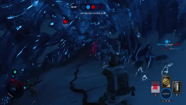 Watch this GIF on Gfycat. Discover more starwarsbattlefront GIFs on Gfycat