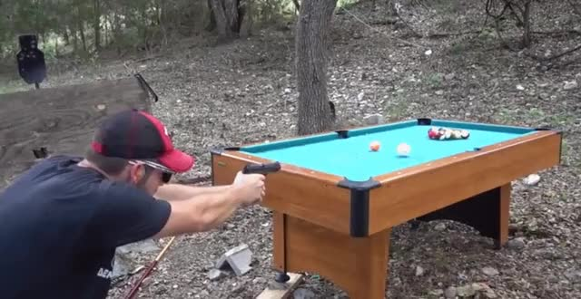 Watch and share Billiards GIFs and Shooting GIFs on Gfycat