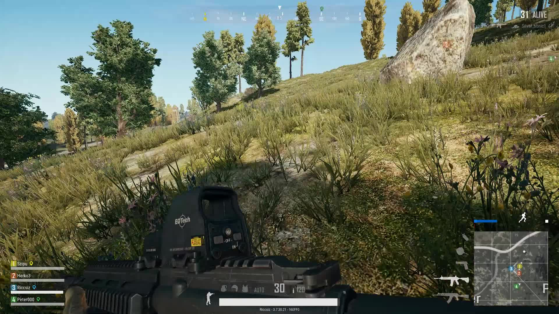1v1, Aim, Battle Royal, Battle Royale, Battlegrounds, Bug, Bullet, Circle, FPS, Fail, First Person, Headshot, M416, PLAYERUNKNOWN'S BATTLEGROUNDS, PUBG, angle, car, dacia, PUBG - Do Not Trust Abandoned Cars GIFs