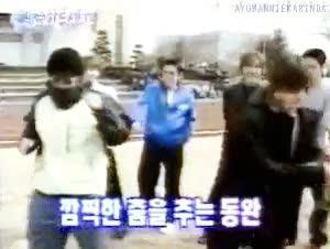 Watch Cute Wannie 28/x ~ Kim Dongwan Vs Kim Jongkook.[ohh .. at fi GIF on Gfycat. Discover more CUTE CUTE CUTE CUTEEEEEE, cute donggumong, dancing machine, dancing machine kim dongwan, dongwan, kim dongwan, kim jong kook, love wannie's hair, shinhwa, shinhwa 2002, so cute GIFs on Gfycat