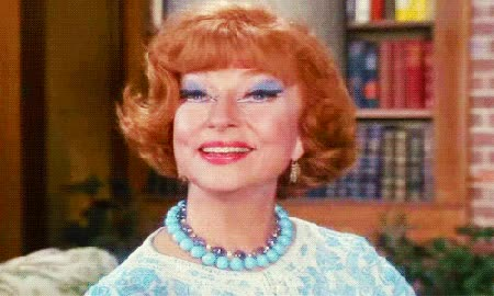 Watch and share Agnes Moorehead Bewitched GIFs on Gfycat