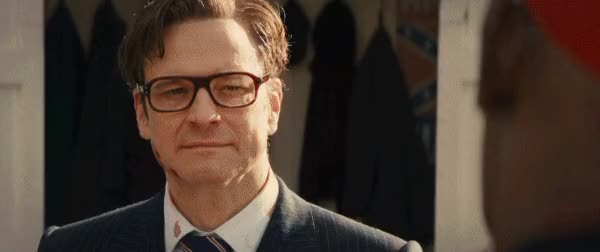 Watch and share Samuel L Jackson GIFs and Kingsman GIFs by The Late One on Gfycat