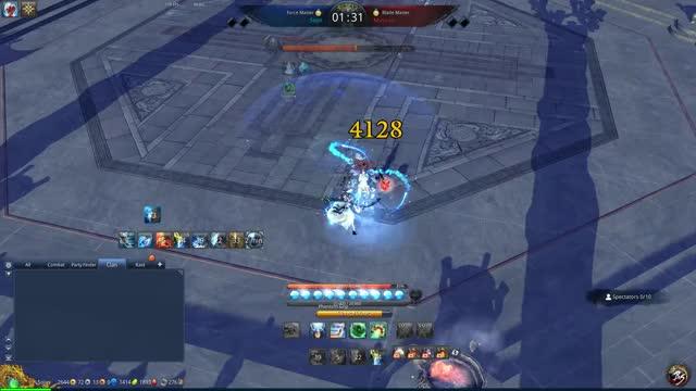 Watch FM Combo 2 GIF by @rickyshea on Gfycat. Discover more blade & soul, forcemaster, pvp GIFs on Gfycat