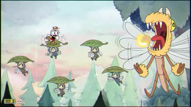 Watch and share Cuphead Glitch GIFs by jackcayy on Gfycat