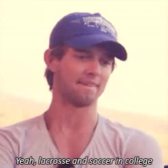 Watch ~ You played lacrosse in college? ~ GIF on Gfycat. Discover more ABC Family, Ian Harding, Pretty Little Liars cast, Remi Delatour, Tower Prep, devious maids, drew van acker, ezra fitz, jason dilaurentis, pll, pll army, pll boys, pretty little liars GIFs on Gfycat