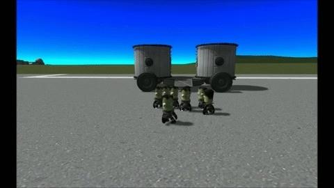 KerbalSpaceProgram, globaloffensive, warthunder, HYPE TRAIN GIFs