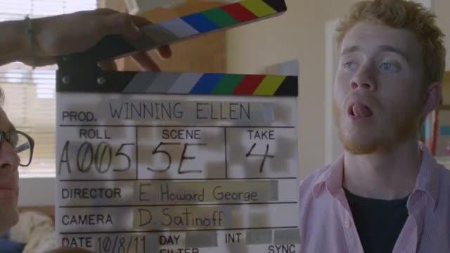 Watch The Jake Owen GIF on Gfycat. Discover more JakeOwen, behind, bloopers, comedy, ellen, film, funny, gag, improv, jake, reel, scenes, winning GIFs on Gfycat