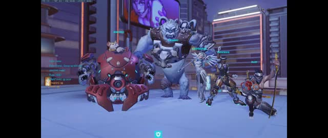 Watch Overwatch 2019.01.28 - 23.24.45.02 GIF on Gfycat. Discover more overwatch, potg GIFs on Gfycat